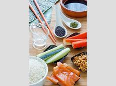 Homemade Sushi   Recipe   Homemade sushi, Sushi