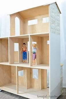 handmade dollhouse plans houseful of handmade