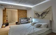 led schlafzimmer abgeh 228 ngte decke 83 led ideen f 252 r indirekte deckenbeleuchtung