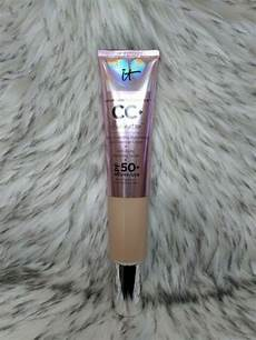 It Cosmetics Supersize Cc Illumination Light 2 53 Fl Oz It Cosmetics Your Skin But Better Cc Illumination