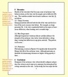 Research Report Example Research Reports