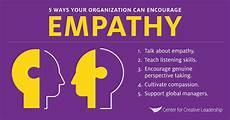 Demonstrate Organisational Skills How Organizations Can Encourage Empathy In The Workplace