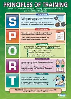 Pe Definition Principles Of Training Poster Physical Education Lessons