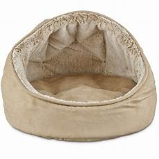 harmony hooded dome cat bed in petco