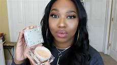 Becca Soft Light Powder Becca Soft Light Blurring Powder Demo Amp Review Youtube
