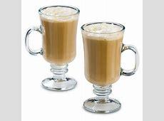 Libbey 8oz Milan Irish Coffee Glass Mug 4 pc. Set : Target