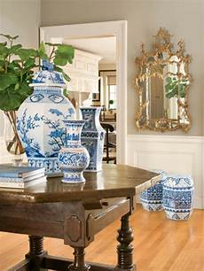 Decorating With White Decorating With Blue And White A Perennial