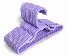 wellie wishers clothes hang 12 lavender hangers 1 dz fits 14 5 quot american wellie