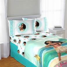 disney moana sheet set 4 bedroom