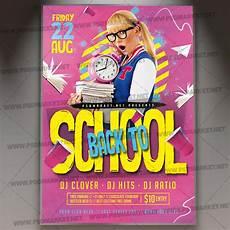 School Event Flyer Download Back To School Event Flyer Psd Template Psdmarket