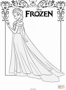 Elsa Malvorlagen Zum Drucken Gratis Ausmalbild Elsa Aus Frozen Ausmalbilder Kostenlos Zum