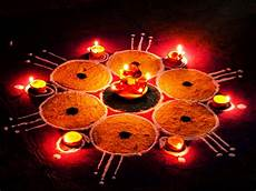 Designer Diyas 50 Best Rangoli Designs For Diwali Festivals