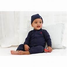 baby coats ralph ralph baby boys navy velvet polo shirt style baby