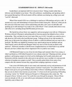 High School Sample Essay Free 9 High School Essay Examples Amp Samples In Pdf Examples