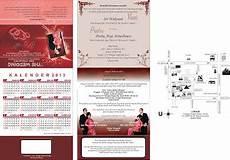 undangan design kalender ant corporation