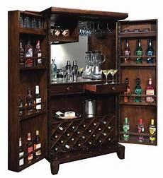 wine bar cabinet rustic storage rogue howardmiller 695122