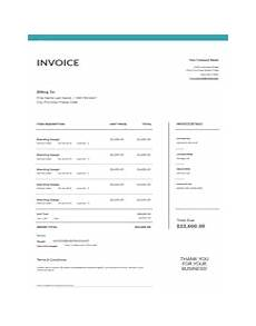 Film Invoice Template Free Invoice Templates Download Edit And Send With Free