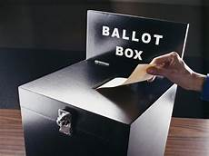 Voting Box Meaningful Campaign Reform Starts At The Ballot Reform