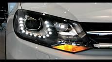 2014 Tiguan Light Removal 2014 New Vw Touareg Led Xenon Facelift Front Scheinwerfer