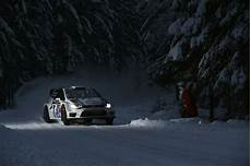 Snow Lights Car Volkswagen Polo Snow Wrc Night Light Forest Father