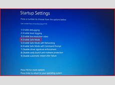 3 Ways to boot into safe mode on Windows 10 PC/Laptop