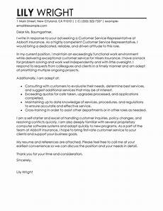 Cover Letter Writing Services Cover Letter Template For Customer Service Cover Letter