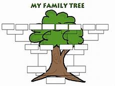 Family Tree Outlines Free Clip Art Family Tree Outline Clipart Panda Free
