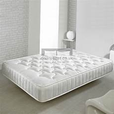 orthopaedic quilted memory foam mattress