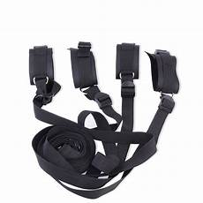 bed set restraint kit ankle handcuffs