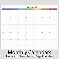 12 Months Calendar 2020 Printable 2020 12 Month Landscape Calendar 8 1 2 Quot X 11 Quot Legacy