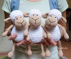 leithygurumi amigurumi lovely sheep free pattern