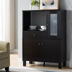 microwave cabinet with storage wayfair