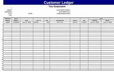 Ledger Template Free Free Ledger Templates Office Templates Ready Made