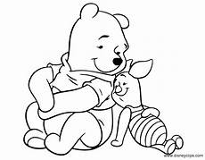 winnie the pooh friends coloring pages disney coloring