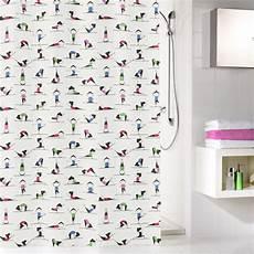 Duschdraperi Design Yogi Duschdraperi Multi Duschdraperier