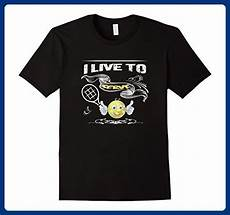 tennis clothes welding mens i live to serve tennis shirt medium black sports