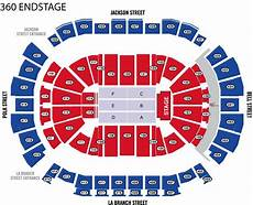 seating maps houston toyota center