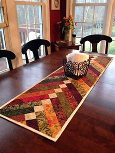 braid table runner table runner pattern table