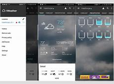 Best Android weather apps for 'Bomb Cyclone' 2018