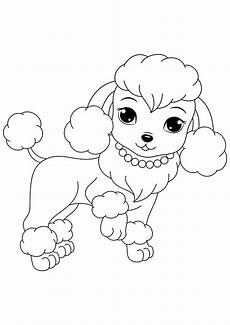 free printable dogs and puppies coloring pages for