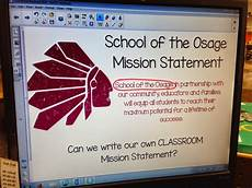 Classroom Mission Statement The Half Full Chronicles Creating A Classroom Mission