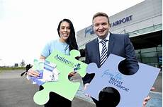 Autism Jobs Northern Ireland City Airport Helps Autism Ni Puzzle It Out Ulster Tatler
