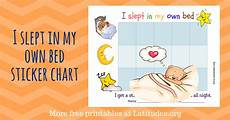 Stay In Bed Chart Printable Need Your Child To Stay In Own Bed At Night Acn Latitudes