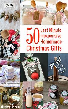 50 last minute inexpensive gifts