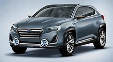 2020 subaru suv subaru 2020 strategy focuses on improved vehicle quality