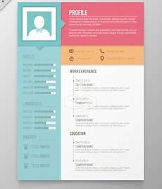 Creative Cv Free Templates Creative Resume Templates Free Download For Microsoft Word