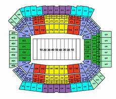 Lucas Oil Seating Chart Lucas Oil Stadium Seating Chart Athletize Get To Know