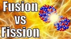 Fusion Fission Fusion Vs Fission Nucl 233 Aire Science 233 Tonnante 28 Youtube