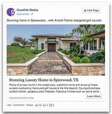 Housing Advertisements Examples How To Create Powerful Facebook Ads For Real Estate