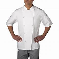 lightweight cotton sleeve chef coat 5551 chefwear
